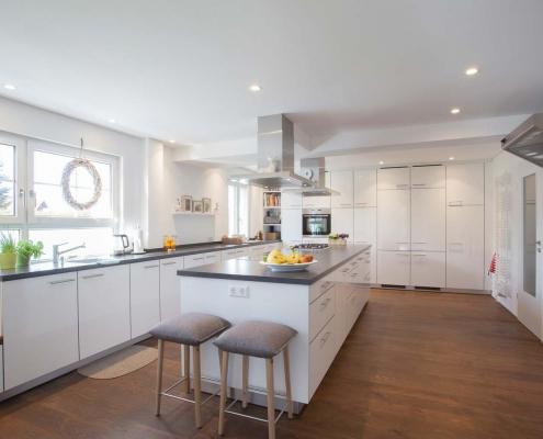 Küche ist ideal für Koch-Events im Seminarhaus