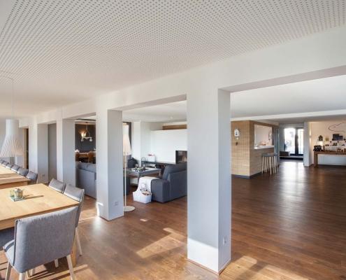 Lounge mit Essensbereich in unserem Seminarhotel