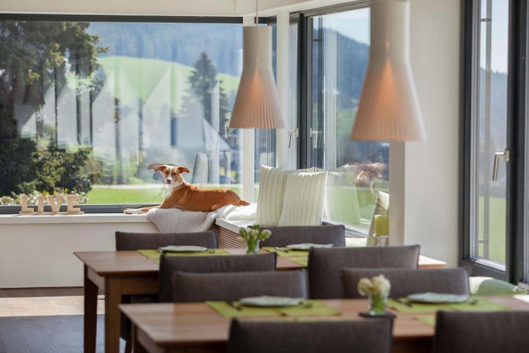 Panorama-Lounge für Gruppen