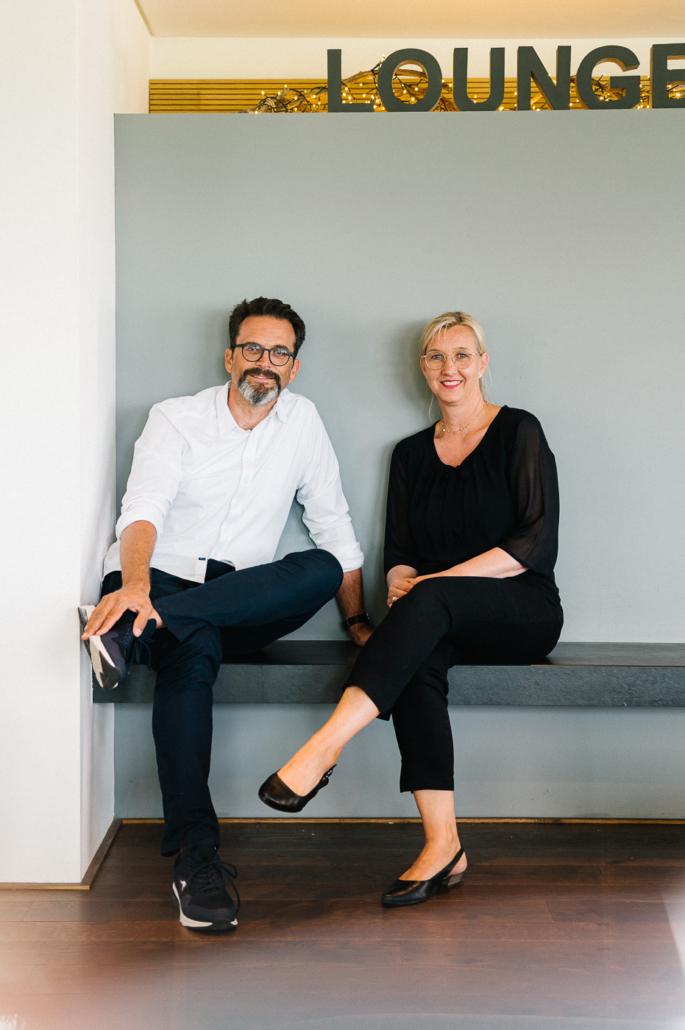 Die Gastgeber (Udo Möbes & Ulrike Peter)