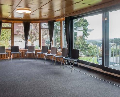 Herrlicher Seminarraum im Schwarzwald