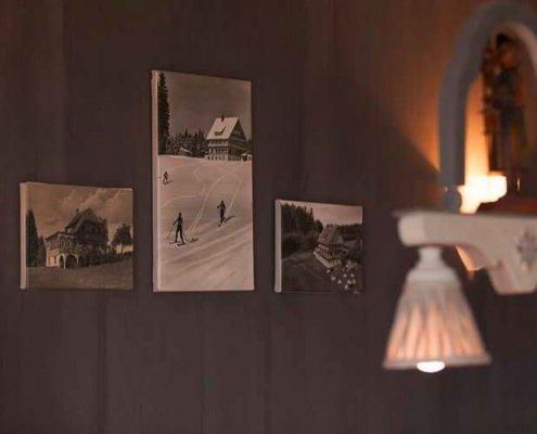 Alte Fotos zeigen wie das Leben in Saig im Hochschwarzwald früher war.